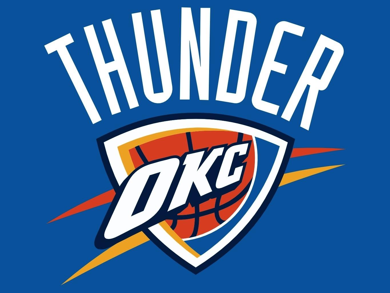 Logotype Details Download Oklahoma City Thunder Logo