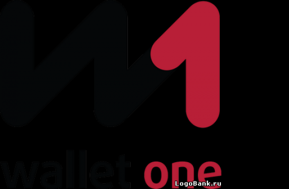 Wallet one logo